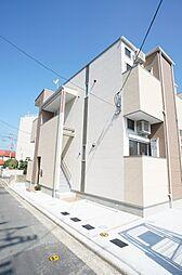 メゾンドソレイユ[2階]の外観