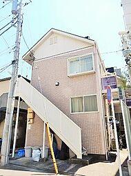 神奈川県川崎市川崎区境町の賃貸アパートの外観