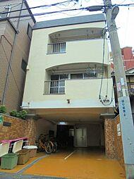 メゾーネ南田辺[4階]の外観