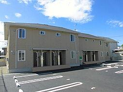 伊予鉄道高浜線 衣山駅 徒歩27分の賃貸アパート