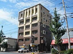 福岡県北九州市戸畑区千防2の賃貸マンションの外観