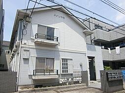 広島県広島市南区宇品神田5丁目の賃貸アパートの外観