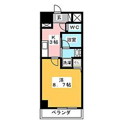 土橋駅 6.7万円