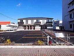 芳文荘[2階]の外観