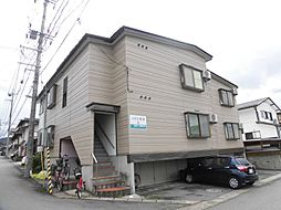 JR山形新幹線 山形駅 バス19分 坂巻下車 徒歩5分の賃貸アパート