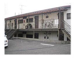 ハイツヤザワ[1階]の外観
