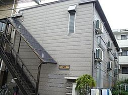 エステート町屋[2階]の外観