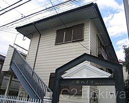 三鈴ハイツ[1階]の外観