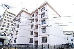 兵庫県神戸市兵庫区御崎町1丁目の賃貸マンションの外観