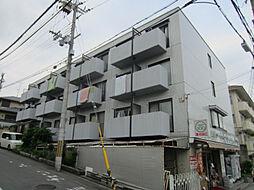京都ノーザンフラット[206号室]の外観