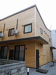 Wood MaisonN18[D号室]の外観