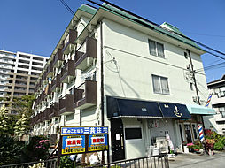 大阪府茨木市中津町の賃貸マンションの外観