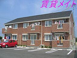 アンジェリックA・B棟[2階]の外観