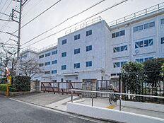 中学校 950m 小平市立花小金井南中学校