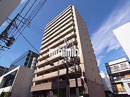 グランドソレイユ名駅[12階]の外観