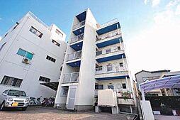井川マンション[4A号室]の外観
