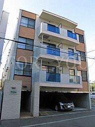 北海道札幌市西区山の手三条1丁目の賃貸マンションの外観