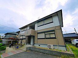 フローラ東坂[2階]の外観