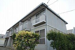 福岡県福岡市東区塩浜1丁目の賃貸アパートの外観