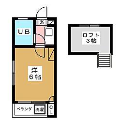 都立家政駅 4.0万円