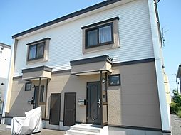 [テラスハウス] 北海道江別市東光町 の賃貸【/】の外観