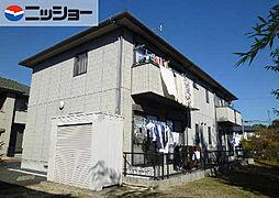 ドミール藤塚 D棟[1階]の外観