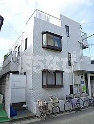 千葉県市川市香取2丁目の賃貸マンションの外観