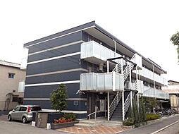 プログレ加美東[3階]の外観