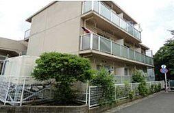 神奈川県大和市深見台2丁目の賃貸マンションの外観