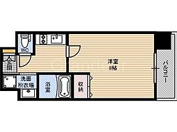 WOB京橋[3階]の間取り