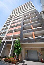 BRAVI南堀江[4階]の外観
