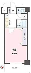 リビングステージ東仙台[6階]の間取り