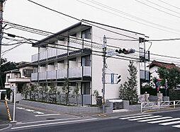 東京都国立市青柳1丁目の賃貸アパートの外観
