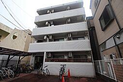 広島県広島市南区宇品神田3丁目の賃貸マンションの外観