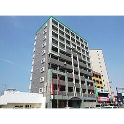福岡県福岡市早良区荒江の賃貸マンションの外観