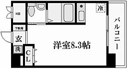 ダイドーメゾン阪神西宮[9階]の間取り