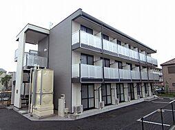 埼玉県さいたま市南区内谷3の賃貸マンションの外観