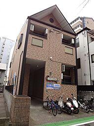 福岡県福岡市博多区堅粕5丁目の賃貸アパートの外観