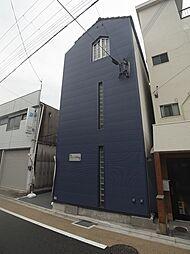 京都府京都市伏見区城通町の賃貸マンションの外観