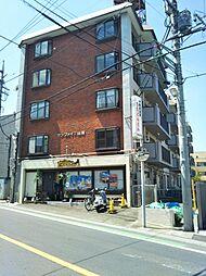 サンファイン鶴瀬[201号室]の外観