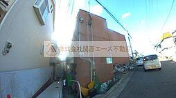 上野芝コーポ[1階]の外観