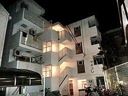 キューブ北武庫之荘1[2階]の外観