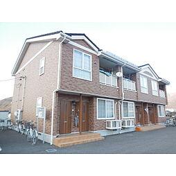 長野県埴科郡坂城町大字網掛の賃貸アパートの外観