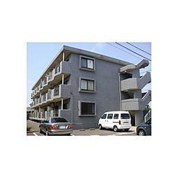 茨城県神栖市知手中央9丁目の賃貸マンションの外観