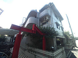 YKハイツ上ノ丸[306号室]の外観