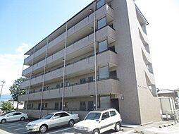 長野県飯田市仲ノ町の賃貸マンションの外観