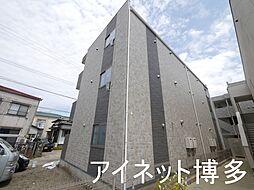 JR鹿児島本線 箱崎駅 徒歩10分の賃貸アパート