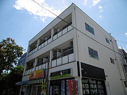 兵庫県西宮市里中町1丁目の賃貸マンションの外観