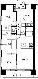 リベール姫路駅前202[2階]の間取り