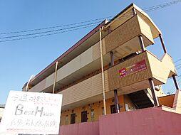 福岡県久留米市上津町の賃貸マンションの外観